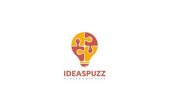 Idea Puzzle Logo