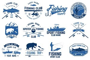 Fishing sport club