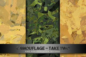 Camouflage - Take Two