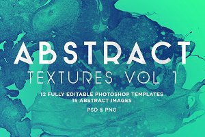 Abstract Textures Vol 1