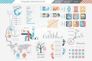 Infographic Elements (v10)