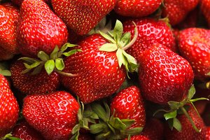 Strawberry berries