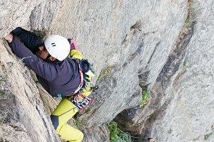Sports climbing(VERTICAL)
