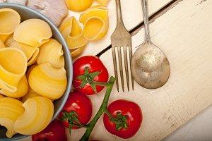 Italian tomato pasta