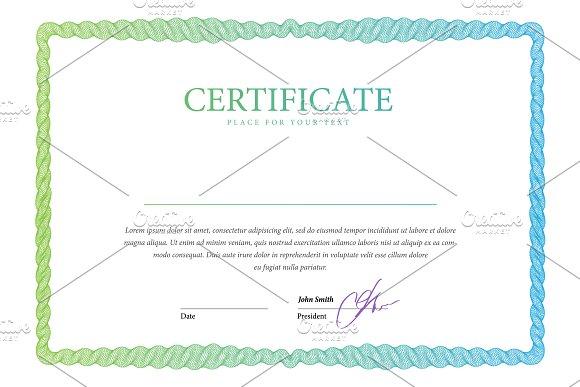 Certificate128