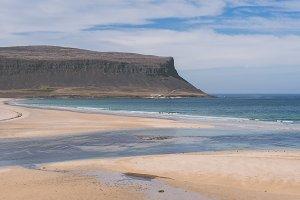 Beautiful Nordic Beach