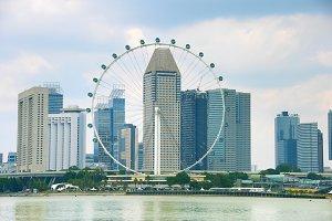 Singapore Ferries Wheel