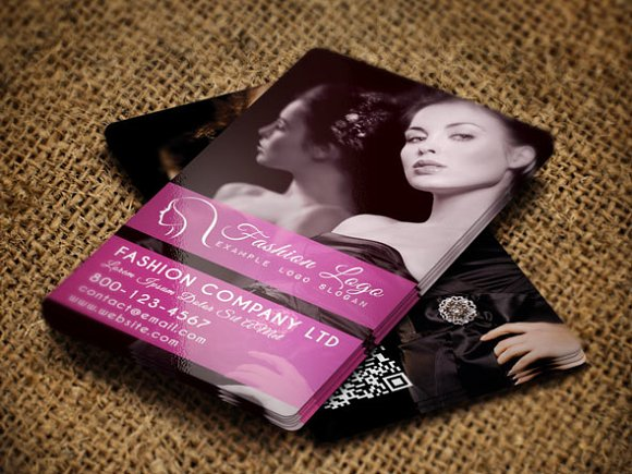 10x Fashion Business Card