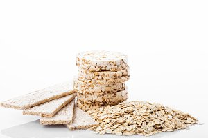 Oat dietary products