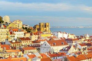 Alfama - Lisbon Old Town, Portugal