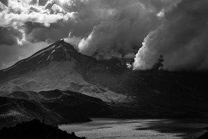 Mount St. Helens - Storm 2