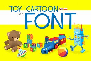 Toy Cartoon font