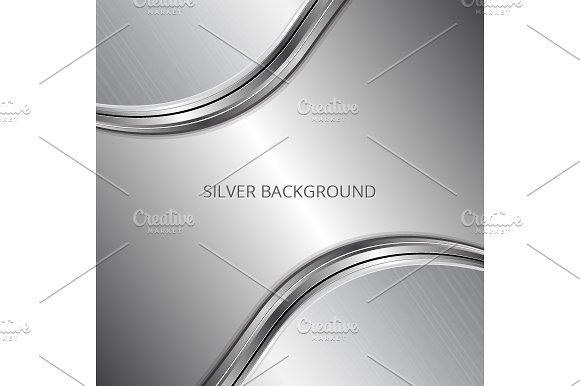 Silver Technology Background