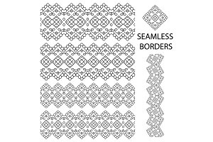 Seamless borders №2