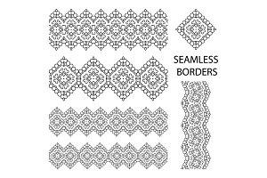 Seamless borders №1