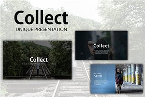 Collect Keynote Template