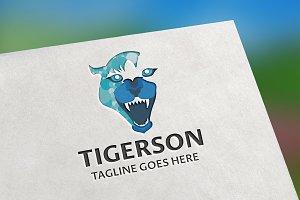 Tigerson Logo