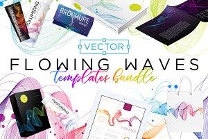Flowing Waves Vector Bundle