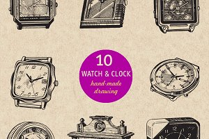 WATCH & CLOCK