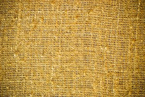 Old burlap background