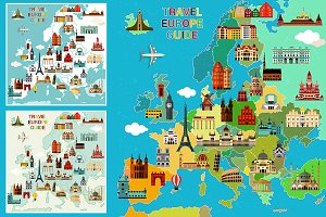 Europe Travel Guide.