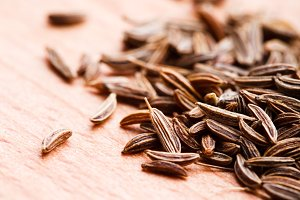 Caraway spice