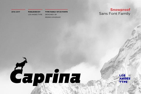 Caprina Intro Offer 85% Off