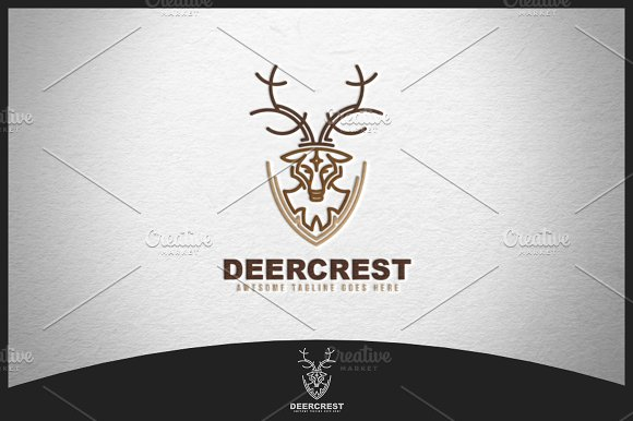 Deercrest Logo