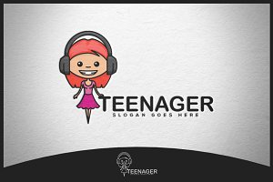 Teenager Logo