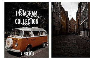 A New Kind of Love Instagram Presets