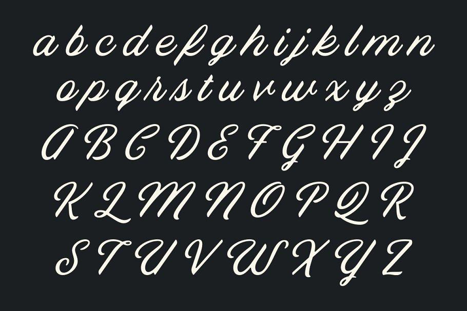 Blackbike ~ Script Fonts ~ Creative Market