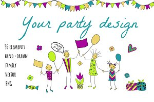Your Party Design