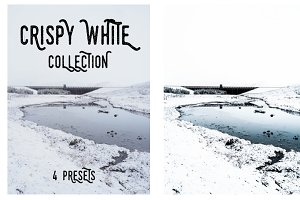 Crispy White Collection