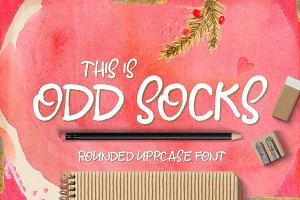 Odd Socks Font
