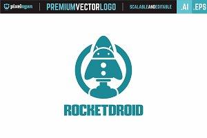 Rocketdroid Logo