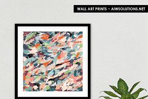 Abstract Wall Art - ID01