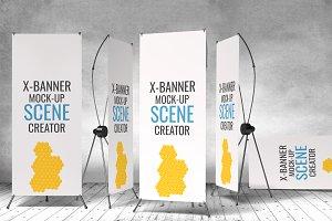 Signage Mockup Scene Creator