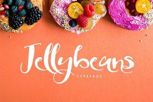 Jellybeans Font