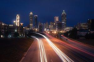 Night Atlanta