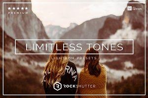 Limitless Tones Lightroom Presets