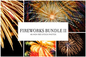 Fireworks Stock Bundle II