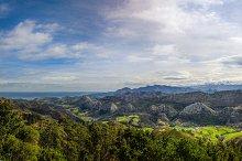 Viewpoint of Fito, view of the Picos de Europa. Asturias, Spain 2.jpg
