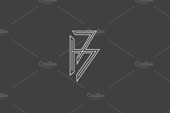 Borolox B Letter Logo