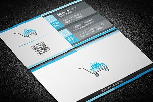 Muk Business Card