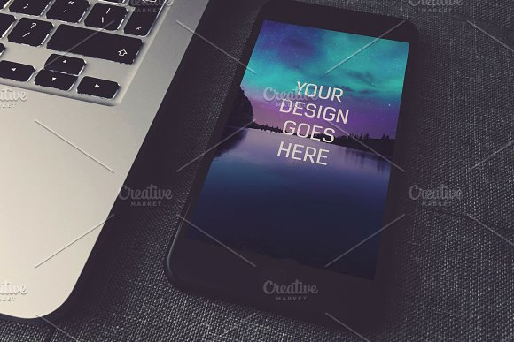 Iphone 7 Mock-up#51