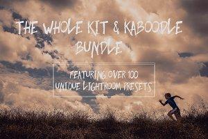 The Whole Kit & Kaboodle LR Bundle