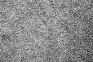 Towel Texture in Black and White