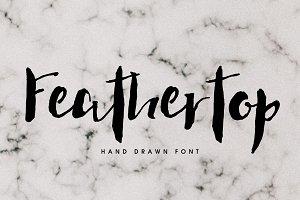 Feathertop Font
