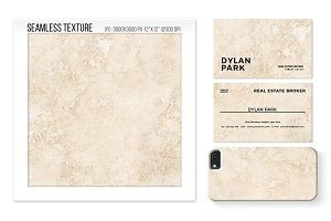 Seamless travertine marble texture