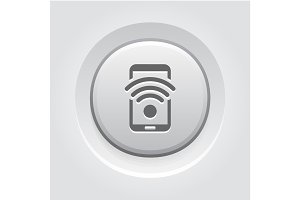 Wi-Fi Hotspot Icon